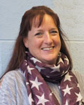 Helen Rickard, vet at Castle Veterinary Surgeons